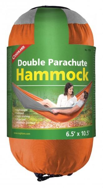 COGHLANS Hängematte Parachute - double orange