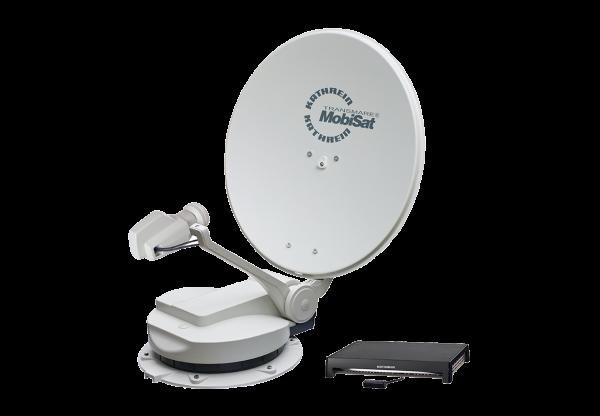 KATHREIN CAP 750 GPS Sat-Anlage automatisch - inkl. Steuerreceiver