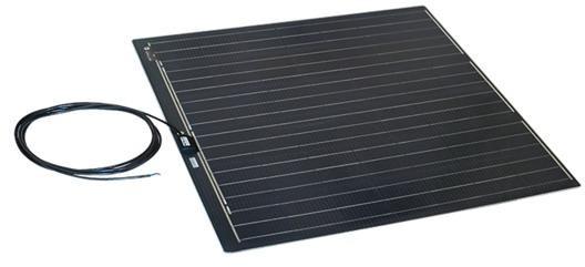 BÜTTNER ELEKTRONIK Solarmodul MT Flat Light