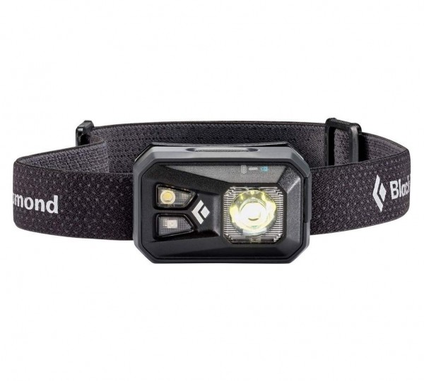 BLACK DIAMOND Revolt - Black - 300 Lumen - Stirnlampe