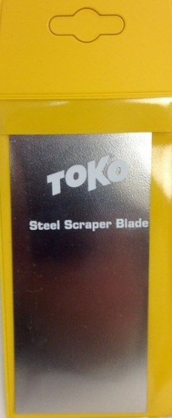 Toko Steel Scraper Blade Werkzeug - Abziehklinge