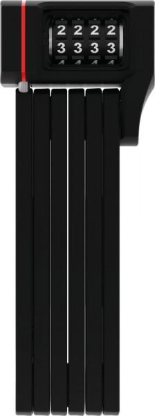 ABUS uGrip BORDO 5700/80C black- Falibügelschloss inkl. Halter