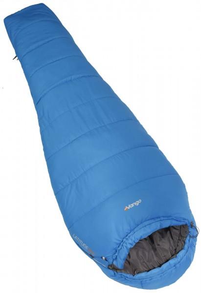 VANGO Latitude 300 long - Imperial Blue - Kunstfaserschlafsack