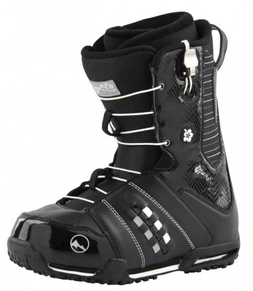 Trans Rider Girl Fastlace Snowboard Boot
