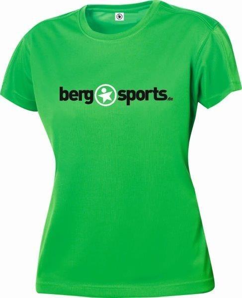 Bergsports.de LOGO - Funktionsshirts Damen