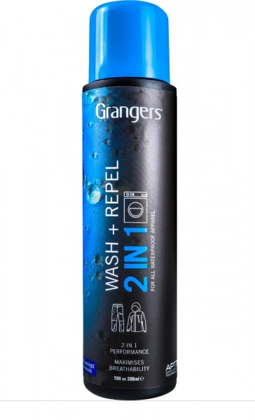GRANGERS 2in1 Wash & Repel - Waschen & Imprägnieren - 300 ml