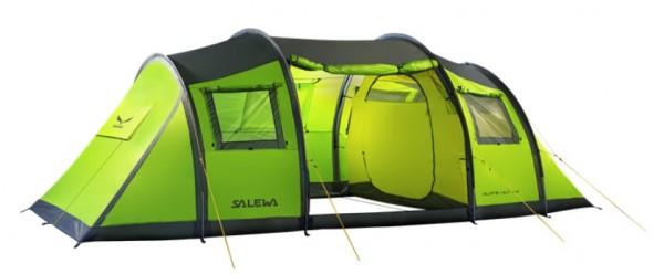 SALEWA Alpine Hut III + III - 6 Personen - Zelt - Kuppelzelt