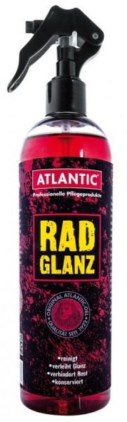ATLANTIC Radglanz Fahrradreiniger- Sprühflasche- 200ml