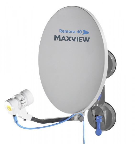 MAXVIEW Remora SAT-Anlage manuell