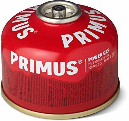 PRIMUS Power Gas Schraubgaskartusche - 100g