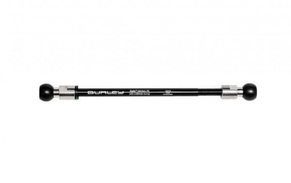 BURLEY Steckachse M12 x 1.75 142-148mm Für. Coho XC- Transportanhänger