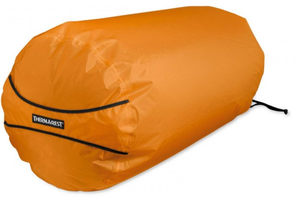 THERM A-REST NeoAir Pump Sack - Kompressionssack - daybreak orange