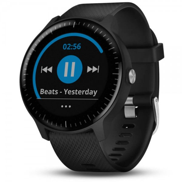 GARMIN vivoactive 3 Music GPS-Smartwatch mit integriertem Musikplayer