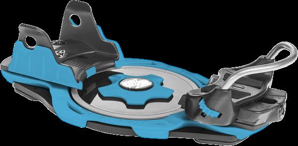 F2 Intec Titanium - blue - Raceboard - Step-In Bindung