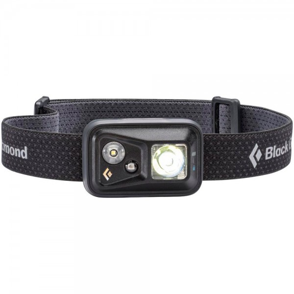 BLACK DIAMOND Spot - Black - 300 Lumen - Stirnlampe
