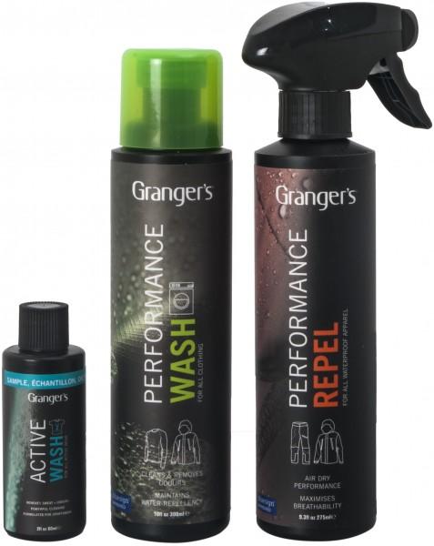 GRANGERS Clothing Care Kit - Wasch-Reinigungsmittel