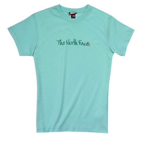 The North Face S/S Embroidered Logo Tee