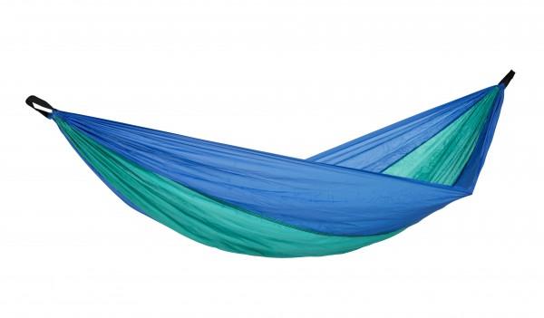 AMAZONAS Adventure Hängematte - leicht und kleines Packmaß - ice-blue