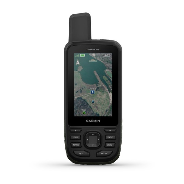 GARMIN GPSMap 66s - GPS Outdoor - Navigationsgerät