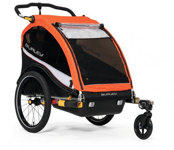 BURLEY Cub X Fahrrad-Kinder-Anhänger