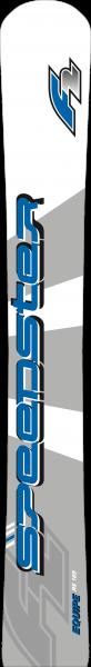 F2 Speedster RS Equip TX Carbon- Raceboard- Alpinboard- 2020