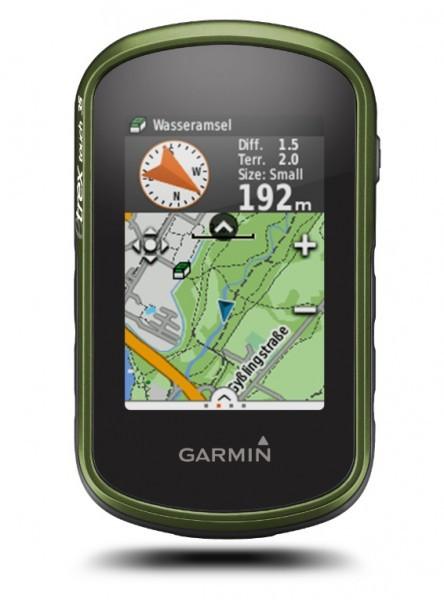 Garmin eTrex Touch 35 inkl. TopoActive Europa GPS-/GLONASS - Navi