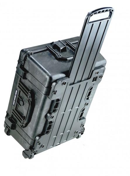 Peli Box 1610 mit Rollen - Transportbox - schwarz