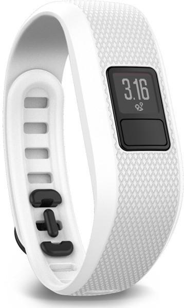 Garmin Vivofit 3 Regular M-L - Fitness Tracker - 137-195 mm, Weiß
