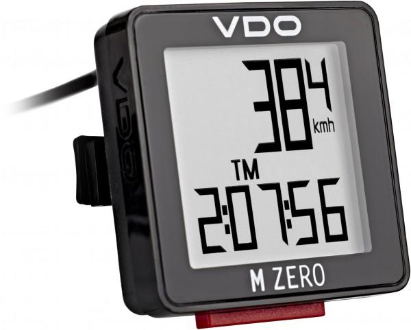 VDO M Zero Fahrradcomputer – Radcomputer mit Kabel