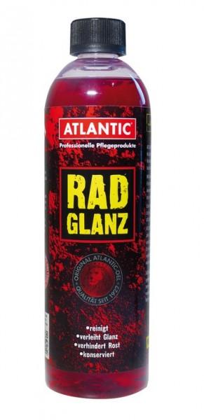 ATLANTIC Radglanz Fahrradreiniger- Sprühflasche- Nachfüllflasche- 500ml