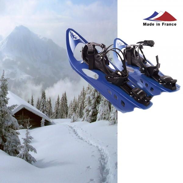 INOOK AXM- Allround Schneeschuhe - (EU 35 - 47) - Blue