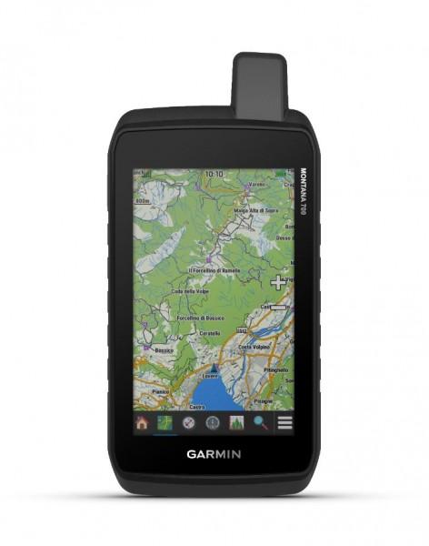 GARMIN Montana 700 Outdoor GPS mit Touchscreen inkl. TopoActive Europa
