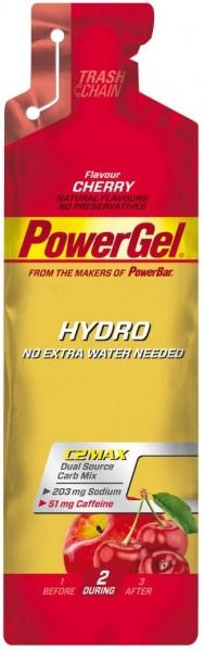 POWERBAR PowerGel Hydro - Cherry (mit Koffein) - 67g