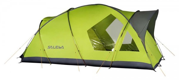 SALEWA Alpine Lodge V - 5 Personen Zelt - Cactus/Grey