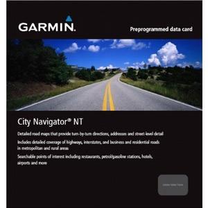 Garmin CityNavigator NT Mittlerer Osten, Nord Afrika (microSD) - Karte
