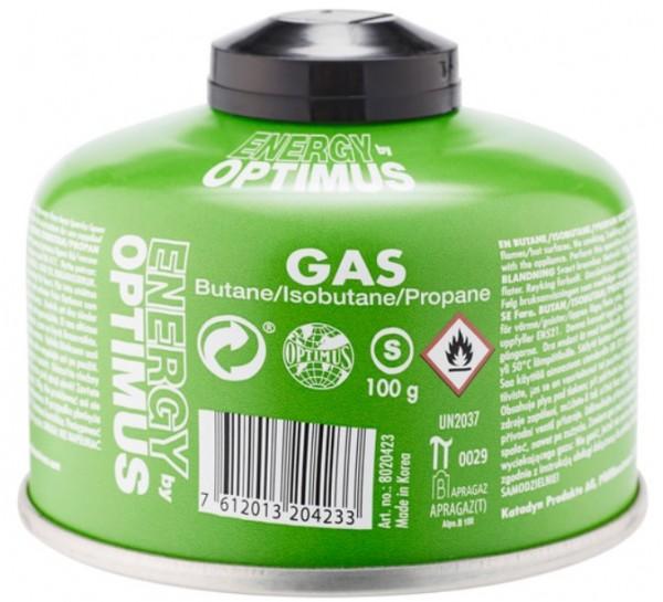 OPTIMUS Universal Gas - Schraubgaskartusche - 100g