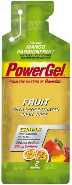 POWERBAR PowerGel Fruit - Mango Passionfruit (mit Koffein) - 41g