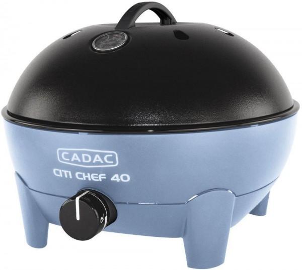 CADAC Citi Chef 40 Gasgrill- 2700W- 50mbar- himmelblau