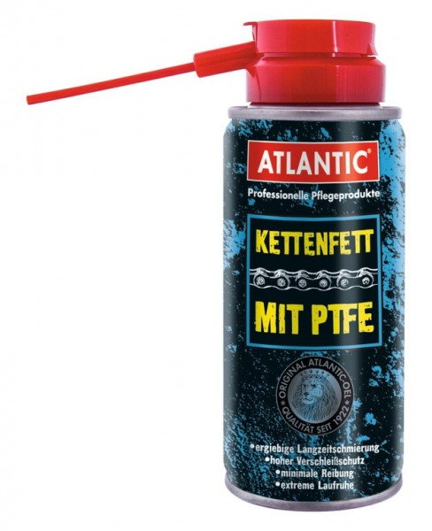 ATLANTIC Kettenfett mit PTFE- Kettenschmiermittel- 150ml
