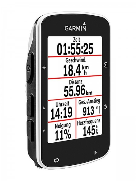 Garmin Edge 520 Worldwide - GPS-Gerät Bike- Fahrradcomputer Navigation