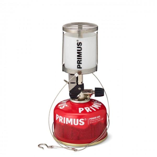 PRIMUS Laterne 'Micron' - mit Glas & Piezozündung