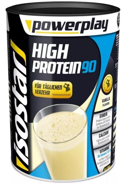 ISOSTAR Powerplay High Protein 90 Vanille - Pulver - 750 g Dose