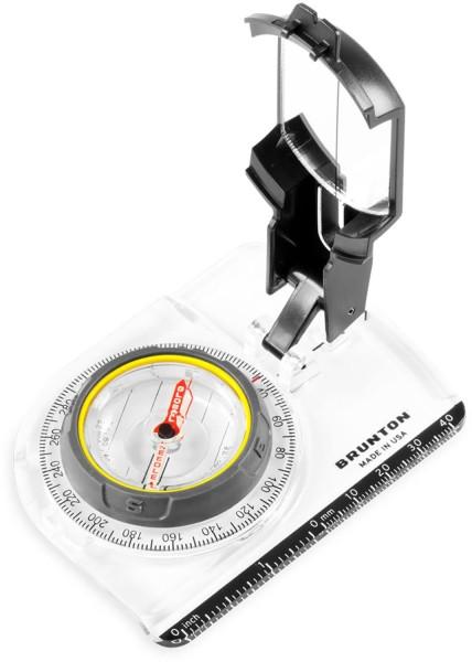 BRUNTON Kompass TruArc 7 - Spiegelkompass - transparent