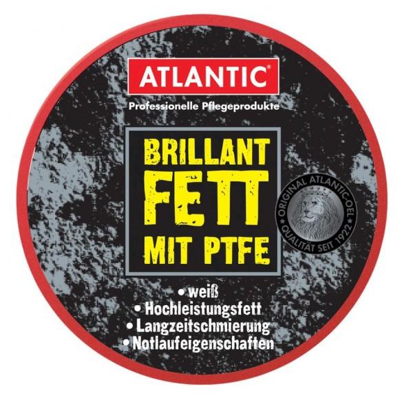 ATLANTIC Lagerfett Brillant Dose - weiß PTFE - 40g