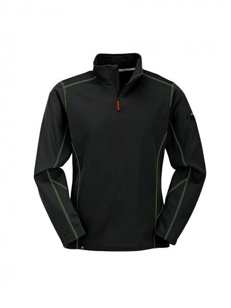 Maul Hochkalter Strukturfleece Shirt mit RV