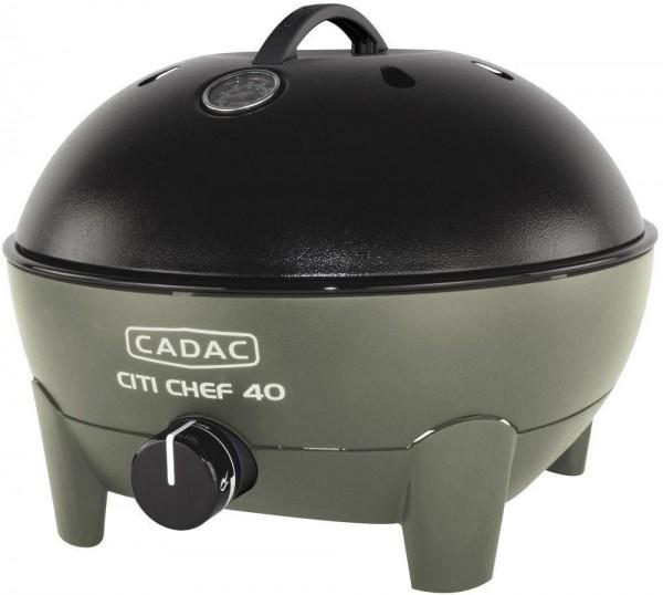 CADAC Citi Chef 40 Gasgrill- 2700W- 50mbar- olivgrün