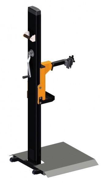 ICETOOLZ Xpert Reparaturständer E139- SuperLifter bis zu 60 kg