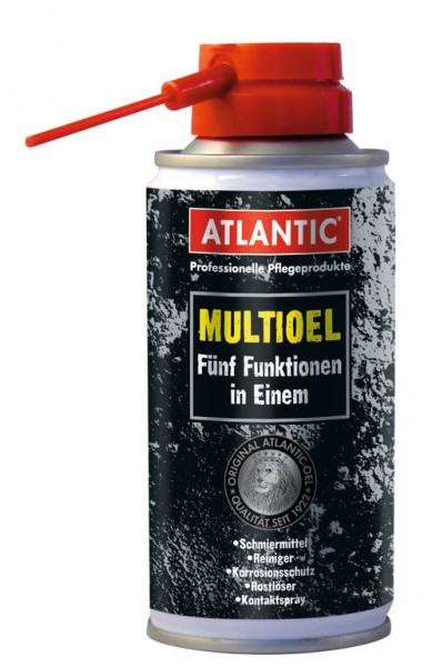 ATLANTIC Schmiermittel- Multioel- Sprühdose mit Schnorchel- 150ml