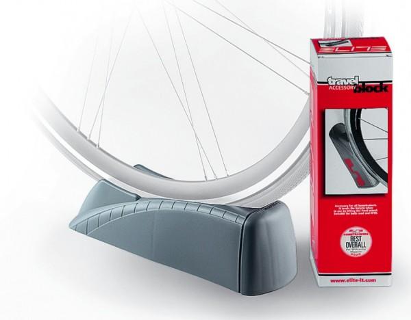 ELITE Travel Block - Vorderradstütze für Heimtrainer