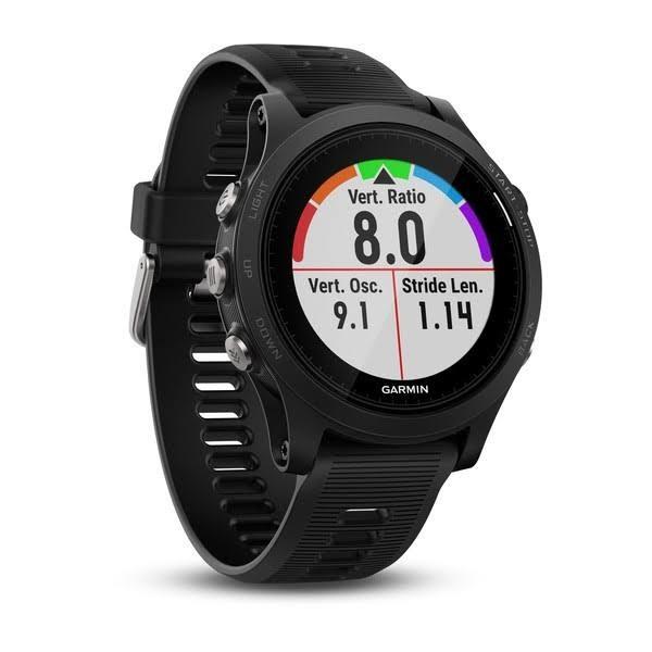 GARMIN Forerunner 935 schwarz GPS Triathlon Smartwatch